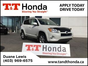 2010 Toyota RAV4 Limited V6* AWD, Rear Camera, Leather*