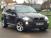 FULL SERVICE HISTORY.LAST MAJOR SERVICED AT 137K.LONG MOT.CREAM LEATHER, BMW SATNAV, WITH AA REPORT