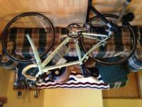 2013 Cannondale Synapse ultra Road bike