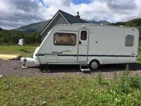 Sterling Europa 490 (2004) 4 Berth Caravan