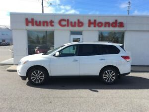 2013 Nissan Pathfinder SV V6 4x4 at