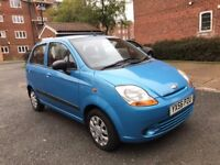 2006 CHEVROLET MATIZ 0.8 AUTOMATIC, 4 DOORS, 12 MONTHS MOT CHEAP ROAD TAX AND INSURANCE HPI CLEAR