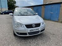 2008 Volkswagen Polo 1.4 TDI Match Diesel (70BHP) is in excellent £30 ROAD Tax A/C Fully cooling