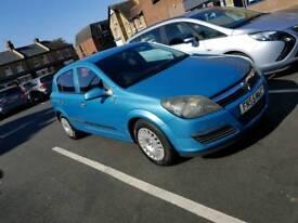 Vauxhall Astra, 1.4l, low mileage