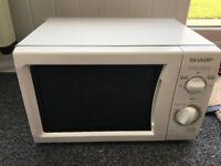 Sharp Manual Micro Wave Oven