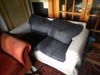 Two seater sofa - free