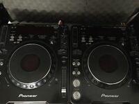 AMAZING condition pioneer cdj 1000s mk3 pair