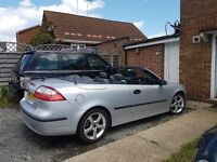 SAAB 9.3 CONVERTIBLE 2.0 T 2005 NEWER SHAPE