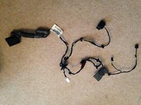 Ford Focus drivers side rear door electrics