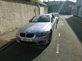 BMW M Sport Coupe 320d, 236bhp