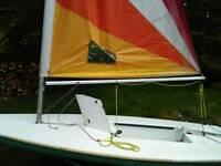 Laser 1 dinghy/boat for sale
