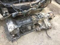 Mitsubishi shogun sport 2.5 td 5 speed gear box £250
