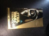 Star Wars trilogy box set