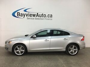 2016 Volvo S60 T5 Special Edition Premier - HTD LTHR! SUNROOF...