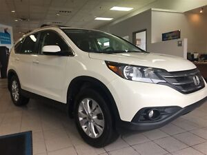 2014 Honda CR-V EX AWD TOIT BLUETOOTH MAGS