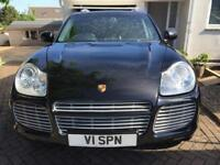 PORSCHE CAYENNE 4.5 TURBO 450BHP 4x4 only 85600 MLS EXCELLENT HISTORY