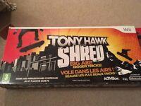 Tony Hawk Shred Skateboard