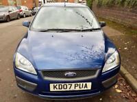 Ford Focus 1.6 Sport 5dr **** 11 Months Mot **** 2007 (07 reg), Hatchback