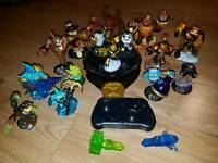 skylanders trap team (tablet version) FREE GIFT (GIANT SOFT TOY)