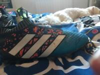 Signed boot by zabaleta