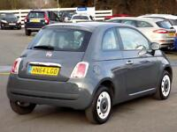 FIAT 500 1.2 COLOUR THERAPY 3dr ** F/S/H and ONLY 30 Road Tax ** (grey) 2014