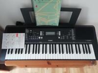 [PERFECT CONDITION] Yamaha Keyboard PSR-E363 Portable