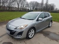 Mazda Mazda3 2.0 Sport 5-dr hatchback, petrol, 2009, good condition, full Mazda service history