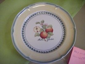 Villeroy and Boch Dinner plate, (one)
