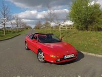 1992 Toyota MR2 MK2 SW20 T-Bar GTi-16 in lovely condition, MOT, recent cambelt and ready to enjoy!