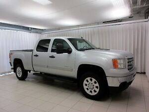 2014 GMC Sierra 3500 COMMERCIAL LEASE AVAIL /RARE HD SLE Z71 4X4