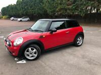Mini Cooper hatch 1.6 3 dr private plate included