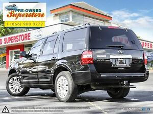 2014 Ford Expedition Limited>>>Captains' chairs & NAV<<< Windsor Region Ontario image 4