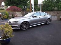 "2015 Audi A6 S Line 2.0 TDI Ultra 190 PS S Tronic 20"" Alloys High Spec. only £30.00 Vehical Tax"