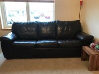 Sofa bed and electric recliner chair
