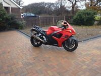 Suzuki Hayabusa! Mint Condition