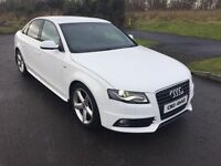 2011 Audi A4 Tdi S-Line ** Only 48000 Miles **