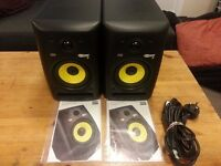 KRK Rokit 5 Pair of Studio Monitors GP2