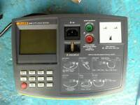 Electrical PAT tester fluke 165x