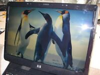 Laptop HP Pavillion HDX9000 for spares, maybe repair.