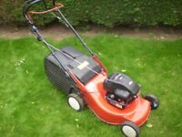 18in SELF PROPELLED MOWER