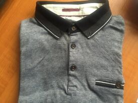 two ted baker polos new without tags