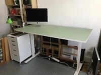 IKEA 'Skarsta' Sit-Stand Desk