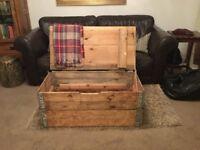 Blanket/Storage box