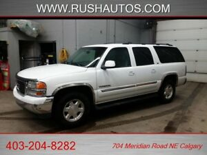 2005 GMC Yukon XL SLT **8 Passenger, Loaded**