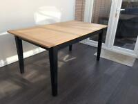 Next range dining table