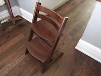 Stokke adjustable High Chair for toddlers