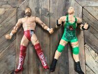 WWE Super Striker Double Attack Figures