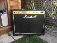 1990 Marshall JCM800 50-Watt Combo. £750 ono (may trade for guitar)