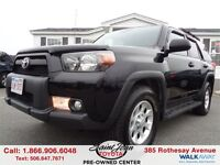 2013 Toyota 4Runner SR5 V6 Trail Edition $249.10 BI WEEKLY!!!