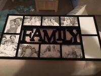 Family - Photo Frame